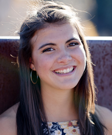 Delaney Khung of Pagosa Springs, CO - 2017 Rocky Mountaineers Scholarship Winner
