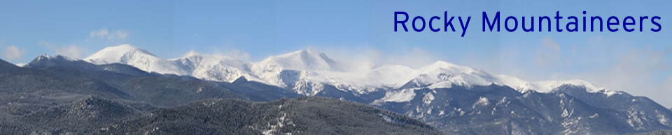 Welcome to the Rocky Mountaineers - The Rocky Mountain Forest Service Association
